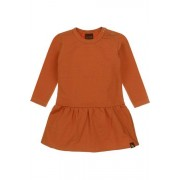 Kidstyling Basic dress 122/128 (roest)