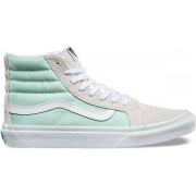 Vans Sneakers - SK8-Hi Slim - s - Volwassenen - Bay / True White - Maat 36