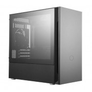 Carcasa Cooler Master SILENCIO S400, Mini Tower (Negru)