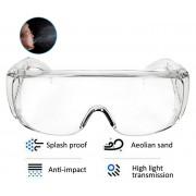 Transparentní brýle anti-zmlžování