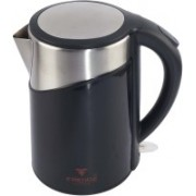 FRENDZ EK-004 Electric Kettle(1.7 L, Black & White)