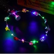 Haarlichtjes Ibiza | Hairlights Haar Lichtjes | Hair Lights Verlichting Licht | Haarversiering Versieren Feest Carnaval Multicolor | Festival Kerst Bruid Verjaardag