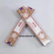 Betisoare parfumate Musk, Satya, rulate in India