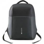 Раница за лаптоп Canyon Anti-theft, до 15-17 инча (38.1 cm), черна, CNS-CBP5BB9