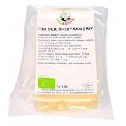 Ser Żółty Podpuszczkowy Śmietankowy Bio (Ok. 0,30 Kg) - Eko Łukta