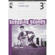 Stepping stones (3e editie) 3 vmbo-kgt workbook deel a+b