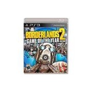 Game - Borderlands 2: Game of The Year Edition - PS3