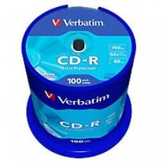 Verbatim CD-R 700 MB 100 Pieces