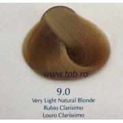 9.0 - blond natural foarte deschis