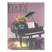 Alfred's Basic Adult Piano Course (Palmer Willard A)(Paperback) (9780882846163)