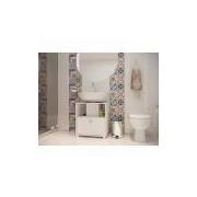 Balcão Para Banheiro Bbn 02-06 Branco BRV Móveis