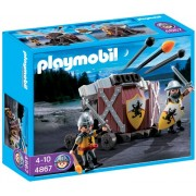 Playmobil 4867 Knights: Ballista with Lions Knights
