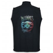 košile pánská bez rukávů (vesta) In Flames - RAZAMATAZ - WS119