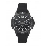メンズ NAUTICA NAPSDG001 腕時計 ブラック