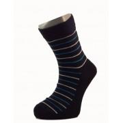 Gyerek zokni - Kék csíkos 29-30