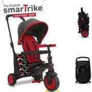 Детска сгъваема триколка smarTfold 300, червена, 011079