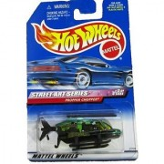 Street Art Series #2 Propper Chopper #950 Condition Mattel Hot Wheels by Hot Wheels