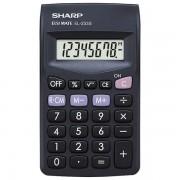 Kalkulator komercijalni 8mjesta Sharp EL-233SBBK blister 000036064