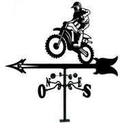 Veleta Tejado de hierro Motocross 900 mm.