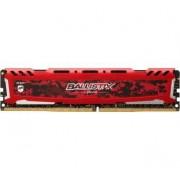 DDR4 8GB (1x8GB), DDR4 2400, CL16, DIMM 288-pin, Crucial Ballistix Sport LT BLS8G4D240FSE, 36mj
