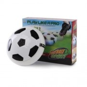 Toys Island Pro Football Soccer Game with Foam Bumper and Colorful LED Lights