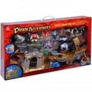 Set Pirate Adventure figurine pirati vapor accesorii lupta decor