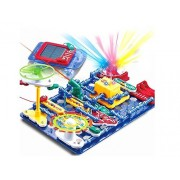 The perseids DIY Electronics Building Blocks, Electronic Learning Kit for Kids, Educational Circuits Lights Discovery Kit, Science Experiments Toy Brick, Great Gifts for Children, 8+ Years Old (124)