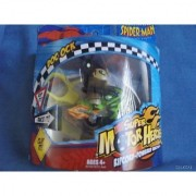 Spiderman Doc Ock Super Motor Heroes Ripcord-Powered Racing