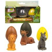 Animal Planet Grow Eggs- Safari- Hatch and Grow Three Different Super-Sized Animals (Series 2)