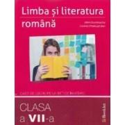 Romana Cls 7 Caiet Pe Unitati De Invatare Ed.2017 - Mimi Dumitrache