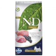 N&D Grain Free Dog Farmina N&D Grain Free Adult Mini Agnello e Mirtillo - 7 kg