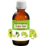 Grape Seed Oil - Pure & Natural Carrier Oil (250 ml Combo ( 100 ml+ 100 ml+ 50 ml))