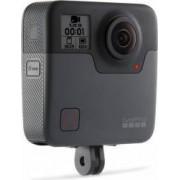 Camera video sport 360 GoPro Fusion 5.2K 18MP negru-gri
