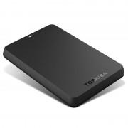 DISCO DURO EXTERNO TOSHIBA CANVIO BASICS 3TB - 2.5'/6.35CM - USB 3.0 - MAX TRANSFERENCIA 5GBPS - ALIMENTACIÓN USB - NEGRO