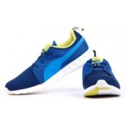 Puma Carson Runner Knit Running Shoes, Training & Gym Shoes For Men(Blue)