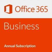Microsoft 365 Apps for business- Jahresabonnement (1 Jahr)