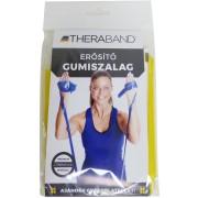Thera-Band gumiszalag sárga gyenge 1,5m