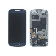 Дисплей + тъч за Samsung i9195 Galaxy S4 mini Син