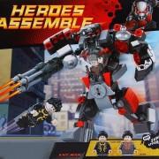 Heroes Assemble - Ant-Man Robot 2 figurával