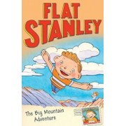 Flat Stanley and the Big Mountain Adventure, Paperback/Jeoff Brown