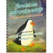 Jurnalul meu scolar pentru vacanta cls 3 Romana si matematica - Marinela Scripcariu
