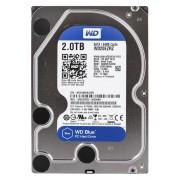 """Dysk HDD WD WD20EZRZ Blue 2 TB 3.5"""" SATA III 5400 obr/min 64 MB"""
