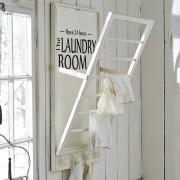 LOBERON Porte-serviette Laundry Room