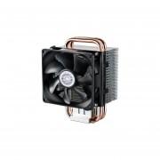 Disipador y Ventilador Cooler Master Hyper T2 soporta Socket Intel