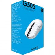 Мишка Logitech G305 Lightspeed White (910-005291) Wireless