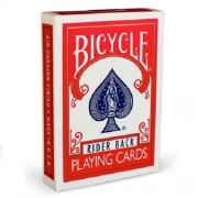 Bicycle Rider Back Playing Cards (Red) Edition Deck