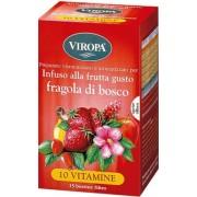 > Viropa 10 Vit Fragola Bo15bust