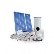 Pachet 2 panouri solare tuburi vidate Logasol SKR6.1+SKR12.1, Boiler SM290