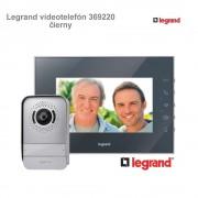 Legrand videotelefón 369220 čierny
