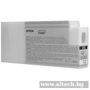 EPSON Light Black Inkjet Cartridge for Stylus Pro 7900/ 9900 (C13T596700)